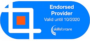 Skills for Care endorsed